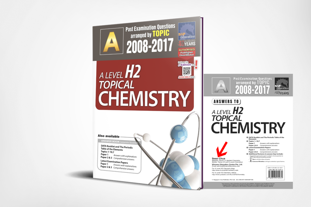 Books a level h2 chemistry a level h2 chemistry ten years series topical 3d edition by sean chua fandeluxe Image collections